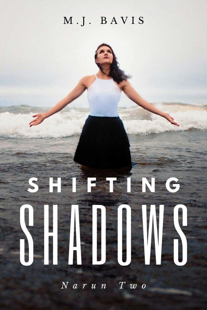 Shifting Shadows front cover