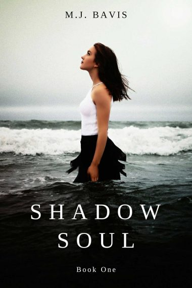 Cover of Shadow Soul by M.J. Bavis